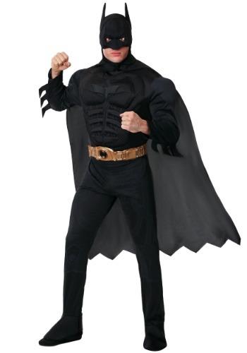 【ポイント最大29倍●お買い物マラソン限定!エントリー】大人用 Deluxe Dark ナイト Batman コスチューム ハロウィン メンズ コスプレ 衣装 男性 仮装 男性用 イベント パーティ ハロウィーン 学芸会