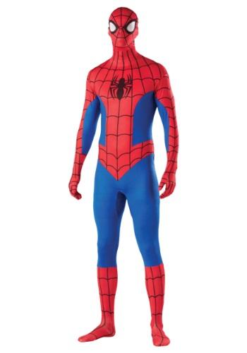 【ポイント最大29倍●お買い物マラソン限定!エントリー】Amazing Spider-Man 2 Second Skin Suit ハロウィン メンズ コスプレ 衣装 男性 仮装 男性用 イベント パーティ ハロウィーン 学芸会