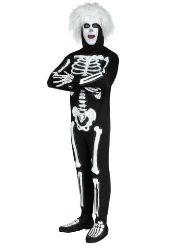【ポイント最大29倍●お買い物マラソン限定!エントリー】SNL Beat 男の子 Skeleton Men's コスチューム ハロウィン メンズ コスプレ 衣装 男性 仮装 男性用 イベント パーティ ハロウィーン 学芸会
