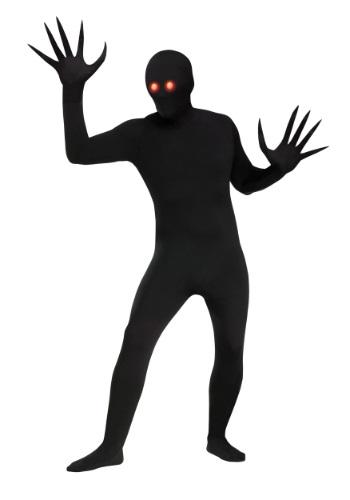 【ポイント最大29倍●お買い物マラソン限定!エントリー】Fade Eye Shadow Demon 大人用 コスチューム ハロウィン メンズ コスプレ 衣装 男性 仮装 男性用 イベント パーティ ハロウィーン 学芸会