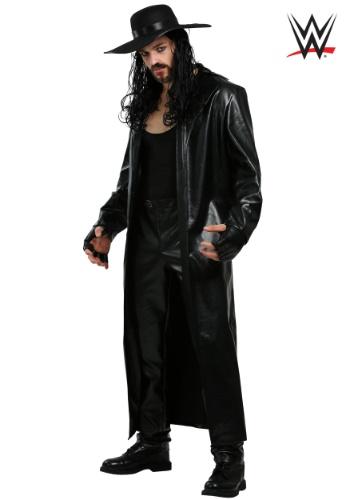 【ポイント最大29倍●お買い物マラソン限定!エントリー】WWE Undertaker 大きいサイズ コスチューム ハロウィン メンズ コスプレ 衣装 男性 仮装 男性用 イベント パーティ ハロウィーン 学芸会