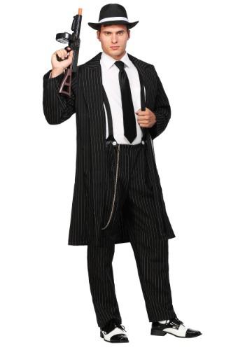 【ポイント最大29倍●お買い物マラソン限定!エントリー】ブラック Zoot Suit Gangster コスチューム ハロウィン メンズ コスプレ 衣装 男性 仮装 男性用 イベント パーティ ハロウィーン 学芸会
