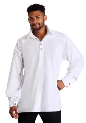 大きいサイズ ホワイト Highlander Shirt クリスマス ハロウィン メンズ コスプレ 衣装 男性 仮装 男性用 イベント パーティ ハロウィーン 学芸会