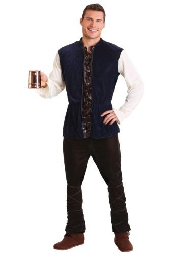 【ポイント最大29倍●お買い物マラソン限定!エントリー】大きいサイズ Medieval Tavern Man コスチューム ハロウィン メンズ コスプレ 衣装 男性 仮装 男性用 イベント パーティ ハロウィーン 学芸会
