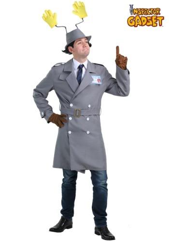 【ポイント最大29倍●お買い物マラソン限定!エントリー】Inspector Gadget 大きいサイズ Men's コスチューム ハロウィン メンズ コスプレ 衣装 男性 仮装 男性用 イベント パーティ ハロウィーン 学芸会