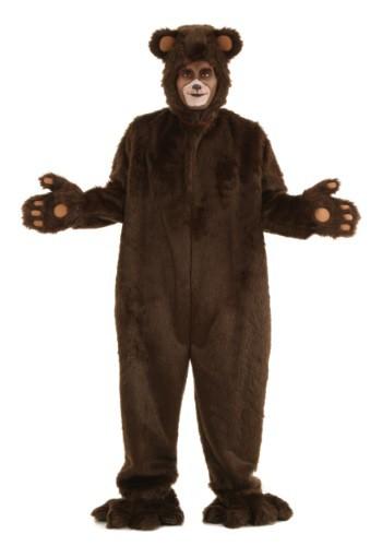 【ポイント最大29倍●お買い物マラソン限定!エントリー】大人用 Deluxe Furry Brown Bear コスチューム ハロウィン メンズ コスプレ 衣装 男性 仮装 男性用 イベント パーティ ハロウィーン 学芸会