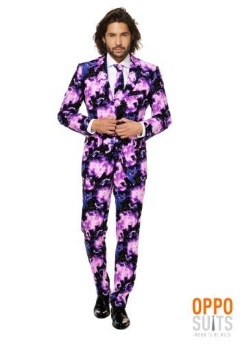 【ポイント最大29倍●お買い物マラソン限定!エントリー】Opposuits Men's Galaxy Guy Suit コスチューム ハロウィン メンズ コスプレ 衣装 男性 仮装 男性用 イベント パーティ ハロウィーン 学芸会