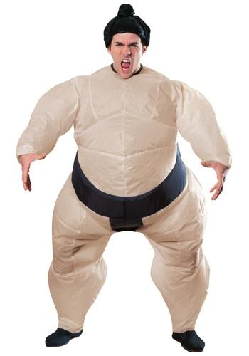 【ポイント最大29倍●お買い物マラソン限定!エントリー】Mens Inflatable Sumo コスチューム ハロウィン メンズ コスプレ 衣装 男性 仮装 男性用 イベント パーティ ハロウィーン 学芸会