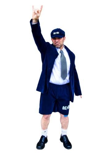 【ポイント最大29倍●お買い物マラソン限定!エントリー】AC/DC Angus Young コスチューム ハロウィン メンズ コスプレ 衣装 男性 仮装 男性用 イベント パーティ ハロウィーン 学芸会