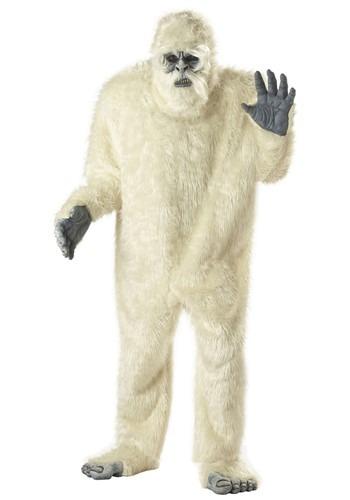 【ポイント最大29倍●お買い物マラソン限定!エントリー】大人用 Abominable Snowman コスチューム ハロウィン メンズ コスプレ 衣装 男性 仮装 男性用 イベント パーティ ハロウィーン 学芸会