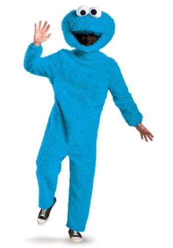 【ポイント最大29倍●お買い物マラソン限定!エントリー】Prestige 大きいサイズ Cookie Monster コスチューム ハロウィン メンズ コスプレ 衣装 男性 仮装 男性用 イベント パーティ ハロウィーン 学芸会