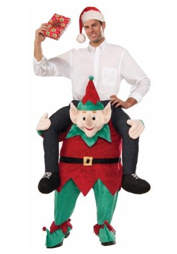 【ポイント最大29倍●お買い物マラソン限定!エントリー】Myself on an Elf コスチューム ハロウィン メンズ コスプレ 衣装 男性 仮装 男性用 イベント パーティ ハロウィーン 学芸会