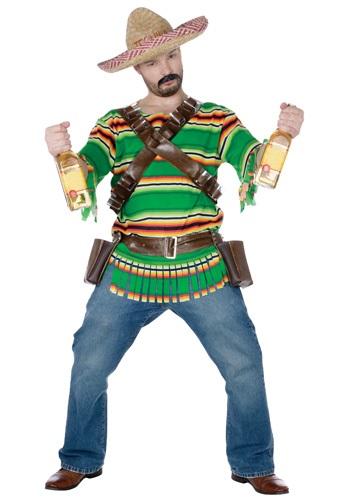 【ポイント最大29倍●お買い物マラソン限定!エントリー】Tequila Dude コスチューム ハロウィン メンズ コスプレ 衣装 男性 仮装 男性用 イベント パーティ ハロウィーン 学芸会