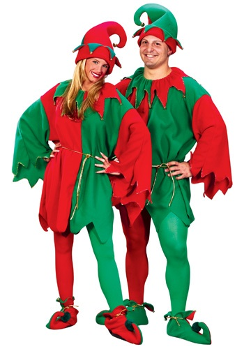 Elf コスチューム クリスマス ハロウィン メンズ コスプレ 衣装 男性 仮装 男性用 イベント パーティ ハロウィーン 学芸会