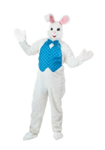 【ポイント最大29倍●お買い物マラソン限定!エントリー】大きいサイズ Mascot Easter Bunny コスチューム ハロウィン メンズ コスプレ 衣装 男性 仮装 男性用 イベント パーティ ハロウィーン 学芸会