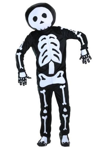 Men's Plush Skeleton コスチューム クリスマス ハロウィン メンズ コスプレ 衣装 男性 仮装 男性用 イベント パーティ ハロウィーン 学芸会