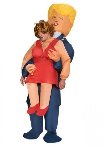 【ポイント最大29倍●お買い物マラソン限定!エントリー】Inflatable Presidential 大人用 Pick Me Up コスチューム ハロウィン メンズ コスプレ 衣装 男性 仮装 男性用 イベント パーティ ハロウィーン 学芸会