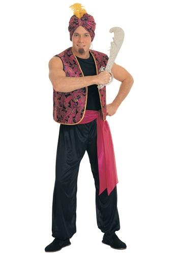 Men's Sultan コスチューム クリスマス ハロウィン メンズ コスプレ 衣装 男性 仮装 男性用 イベント パーティ ハロウィーン 学芸会