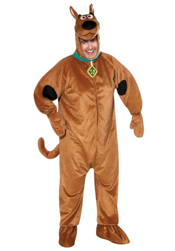 【ポイント最大29倍●お買い物マラソン限定!エントリー】大人用 大きいサイズ Scooby Doo コスチューム ハロウィン メンズ コスプレ 衣装 男性 仮装 男性用 イベント パーティ ハロウィーン 学芸会