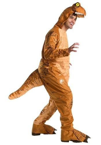 【ポイント最大29倍●お買い物マラソン限定!エントリー】Jurassic World 2 T-Rex コスチューム for 大人用s ハロウィン メンズ コスプレ 衣装 男性 仮装 男性用 イベント パーティ ハロウィーン 学芸会
