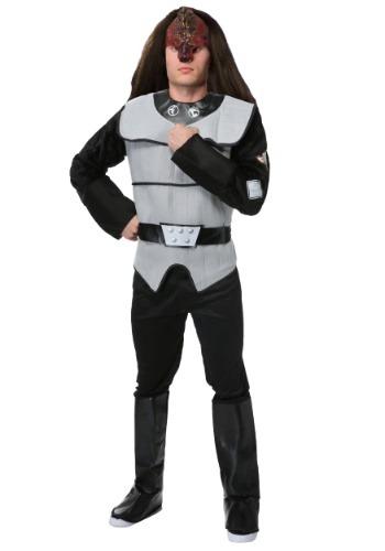 【ポイント最大29倍●お買い物マラソン限定!エントリー】Deluxe Men's Klingon コスチューム ハロウィン メンズ コスプレ 衣装 男性 仮装 男性用 イベント パーティ ハロウィーン 学芸会