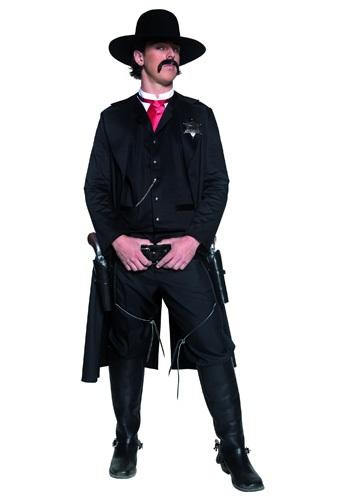 【ポイント最大29倍●お買い物マラソン限定!エントリー】Mens Western Sheriff コスチューム ハロウィン メンズ コスプレ 衣装 男性 仮装 男性用 イベント パーティ ハロウィーン 学芸会