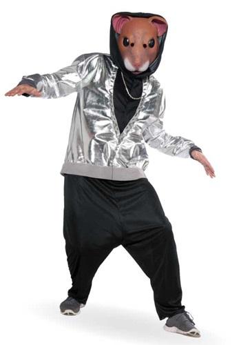 【ポイント最大29倍●お買い物マラソン限定!エントリー】Hip Hop Hamsta コスチューム ハロウィン メンズ コスプレ 衣装 男性 仮装 男性用 イベント パーティ ハロウィーン 学芸会