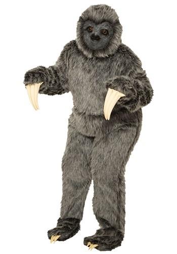 【ポイント最大29倍●お買い物マラソン限定!エントリー】大人用 Sloth Mascot コスチューム ハロウィン メンズ コスプレ 衣装 男性 仮装 男性用 イベント パーティ ハロウィーン 学芸会