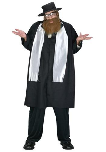 大きいサイズ Rabbi コスチューム クリスマス ハロウィン メンズ コスプレ 衣装 男性 仮装 男性用 イベント パーティ ハロウィーン 学芸会