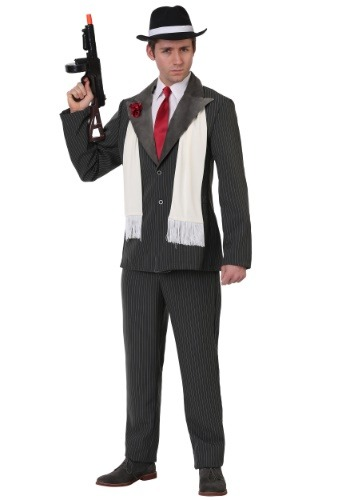 Men's Vicious Gangster コスチューム クリスマス ハロウィン メンズ コスプレ 衣装 男性 仮装 男性用 イベント パーティ ハロウィーン 学芸会