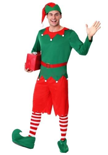 【ポイント最大29倍●お買い物マラソン限定!エントリー】Men's 大きいサイズ Santa's Helper コスチューム ハロウィン メンズ コスプレ 衣装 男性 仮装 男性用 イベント パーティ ハロウィーン 学芸会