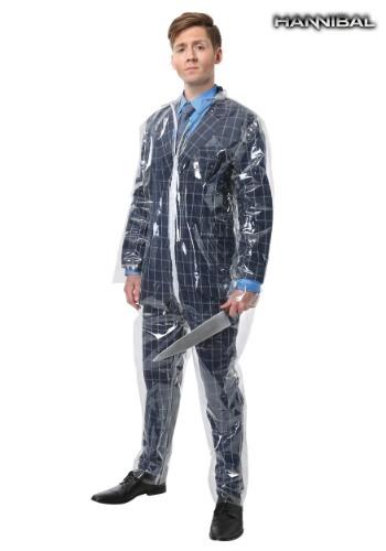 【ポイント最大29倍●お買い物マラソン限定!エントリー】Men's Hannibal Lecter Kill Suit コスチューム ハロウィン メンズ コスプレ 衣装 男性 仮装 男性用 イベント パーティ ハロウィーン 学芸会