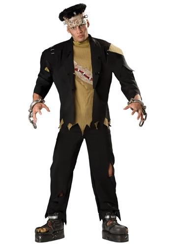 【ポイント最大29倍●お買い物マラソン限定!エントリー】Monster Man コスチューム ハロウィン メンズ コスプレ 衣装 男性 仮装 男性用 イベント パーティ ハロウィーン 学芸会