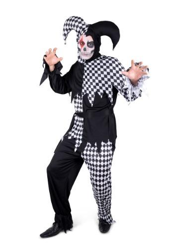 Mens 邪悪な Jester コスチューム クリスマス ハロウィン メンズ コスプレ 衣装 男性 仮装 男性用 イベント パーティ ハロウィーン 学芸会