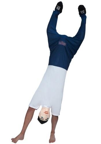 【ポイント最大29倍●お買い物マラソン限定!エントリー】Adult's Upside Down コスチューム ハロウィン メンズ コスプレ 衣装 男性 仮装 男性用 イベント パーティ ハロウィーン 学芸会