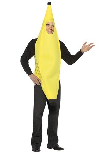 大人用 Banana コスチューム - Lightweight Polyfoam クリスマス ハロウィン メンズ コスプレ 衣装 男性 仮装 男性用 イベント パーティ ハロウィーン 学芸会