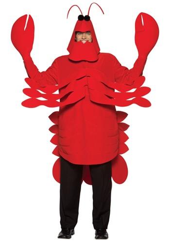 【ポイント最大29倍●お買い物マラソン限定!エントリー】大人用 Lobster コスチューム ハロウィン メンズ コスプレ 衣装 男性 仮装 男性用 イベント パーティ ハロウィーン 学芸会
