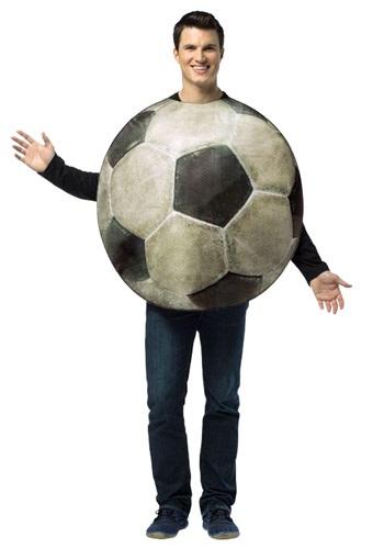 大人用 Get Real Soccer コスチューム クリスマス ハロウィン メンズ コスプレ 衣装 男性 仮装 男性用 イベント パーティ ハロウィーン 学芸会
