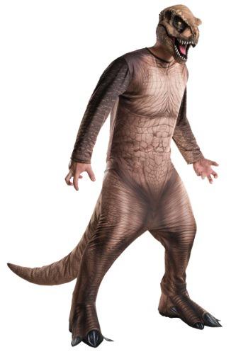 【ポイント最大29倍●お買い物マラソン限定!エントリー】大人用 Jurassic World T-Rex コスチューム ハロウィン メンズ コスプレ 衣装 男性 仮装 男性用 イベント パーティ ハロウィーン 学芸会