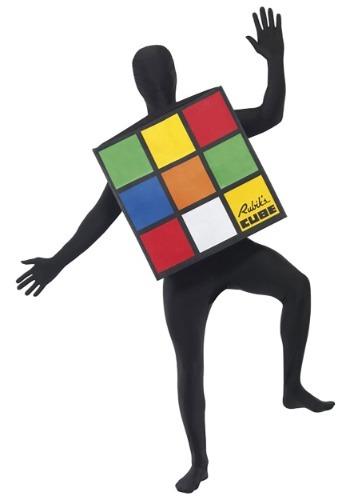 【ポイント最大29倍●お買い物マラソン限定!エントリー】Rubik's Cube コスチューム for 大人用s ハロウィン メンズ コスプレ 衣装 男性 仮装 男性用 イベント パーティ ハロウィーン 学芸会