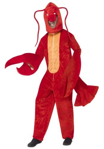 【ポイント最大29倍●お買い物マラソン限定!エントリー】大人用 Red Lobster コスチューム ハロウィン メンズ コスプレ 衣装 男性 仮装 男性用 イベント パーティ ハロウィーン 学芸会