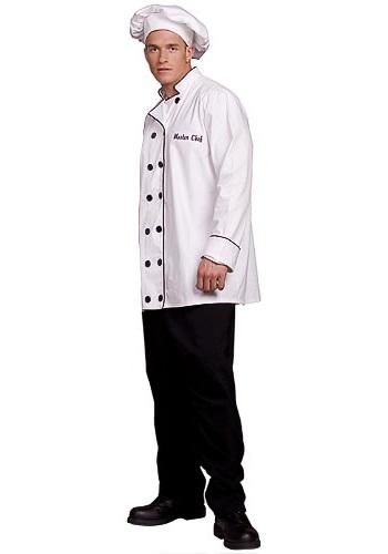 Mens Chef コスチューム クリスマス ハロウィン メンズ コスプレ 衣装 男性 仮装 男性用 イベント パーティ ハロウィーン 学芸会