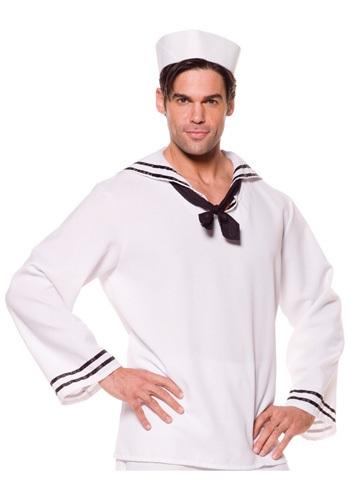 Sailor Shirt クリスマス ハロウィン メンズ コスプレ 衣装 男性 仮装 男性用 イベント パーティ ハロウィーン 学芸会