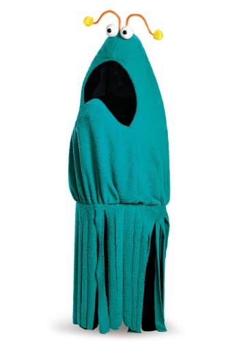 【ポイント最大29倍●お買い物マラソン限定!エントリー】Sesame Street 大きいサイズ Blue Yip Yip コスチューム ハロウィン メンズ コスプレ 衣装 男性 仮装 男性用 イベント パーティ ハロウィーン 学芸会