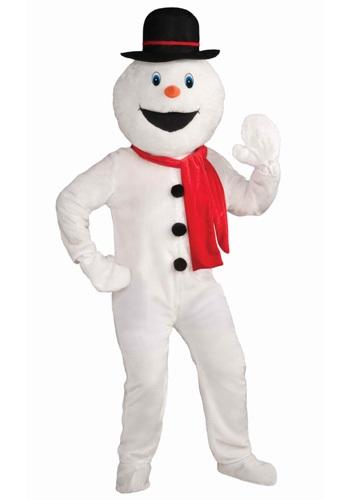 【ポイント最大29倍●お買い物マラソン限定!エントリー】Mascot Snowman コスチューム ハロウィン メンズ コスプレ 衣装 男性 仮装 男性用 イベント パーティ ハロウィーン 学芸会