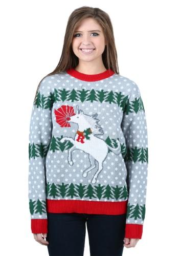 Unicorn Rudolph Ugly Christmas Sweater クリスマス ハロウィン メンズ コスプレ 衣装 男性 仮装 男性用 イベント パーティ ハロウィーン 学芸会