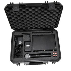 SKB Mil-Std Waterproof Case with Shure SLX/ULX 3I-1711-XLX/カメラバッグ/カメラケース/Bag/Case/カメラ/camera/アクセサリー SKB1711XLX