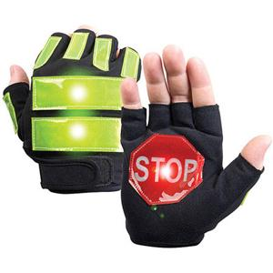 Brite Strike BSTI-ITG08 Traffic Safety Gloves Large ITG-08L/カメラバッグ/カメラケース/Bag/Case/カメラ/camera/アクセサリー BSITG08