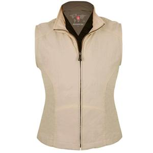 Scottevest The Travel Vest for Women Large - Khaki TVW-KHA-L/カメラバッグ/カメラケース/Bag/Case/カメラ/camera/アクセサリー SVTVWLKH