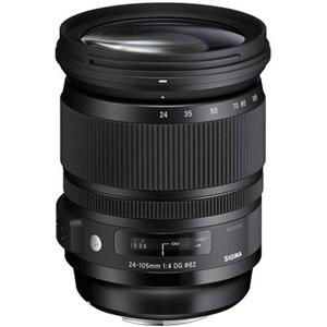 シグマ/Sigma 24-105mm f/4.0 DG OS HSM Lens for Sony Alpha DSLR's - USA Warranty 635-205/レンズ/Lens/カメラ/camera/アクセサリー SG241054HMAX